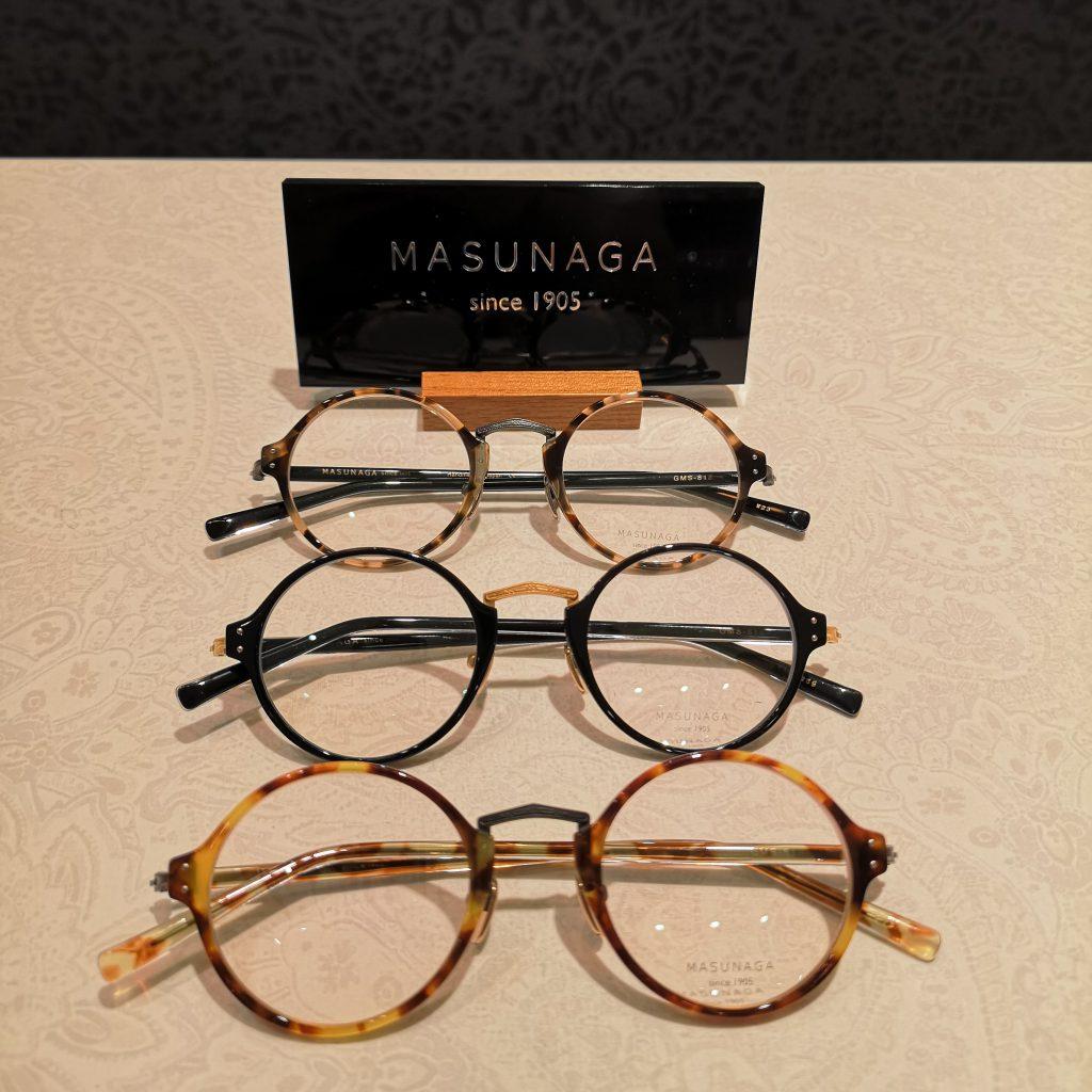 鯖江の眼鏡 増永