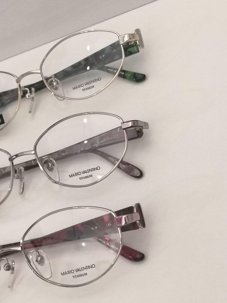 生地の綺麗な眼鏡